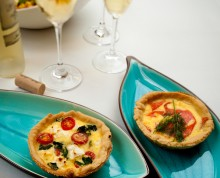 Breakfast Quiches